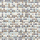 Jasba Highlands 6500H Mosaik wolkenweiß-mix matt  30x30 cm