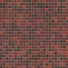 Jasba Highlands 6506H Mosaik karminrot-mix matt  30x30 cm