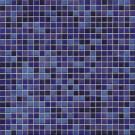 Jasba Homing Secura 6753H Mosaik blaubeere matt 30x30 cm