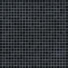 Jasba Atelier 8606H Mosaik tintenschwarz matt 30x30 cm