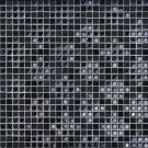 Jasba Atelier 8676H Mosaik tintenschwarz matt 30x30 cm