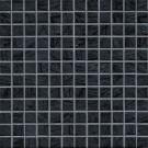 Jasba Atelier Secura 8686H Mosaik Trittsicherheitsfliese tintenschwarz matt 2x2 cm
