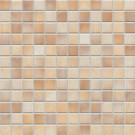 Jasba Kauri 8721H Mosaik sandbeige-mix glänzend matt 30x30 cm