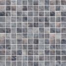 Jasba Kauri 8727H Mosaik felsgrau-mix glänzend matt 30x30 cm