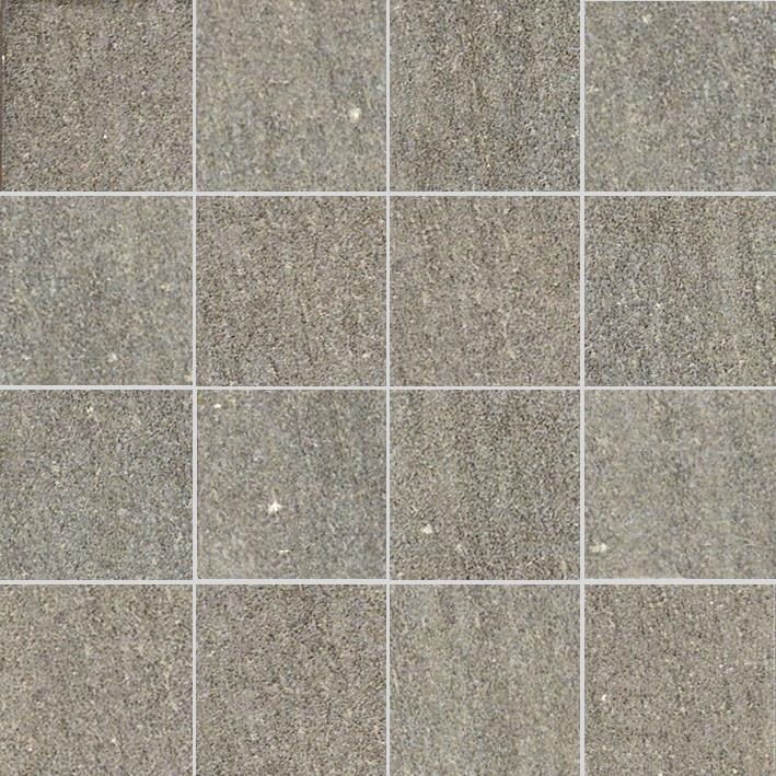 Villeroy & Boch Crossover Mosaik grau matt 30x30 cm