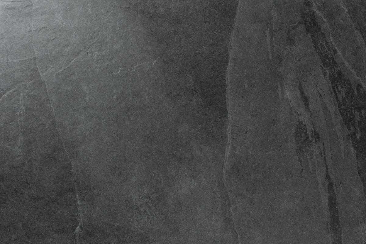 Arte Casa Annapurna Bodenfliese Schieferoptik grafito matt 80x80 cm