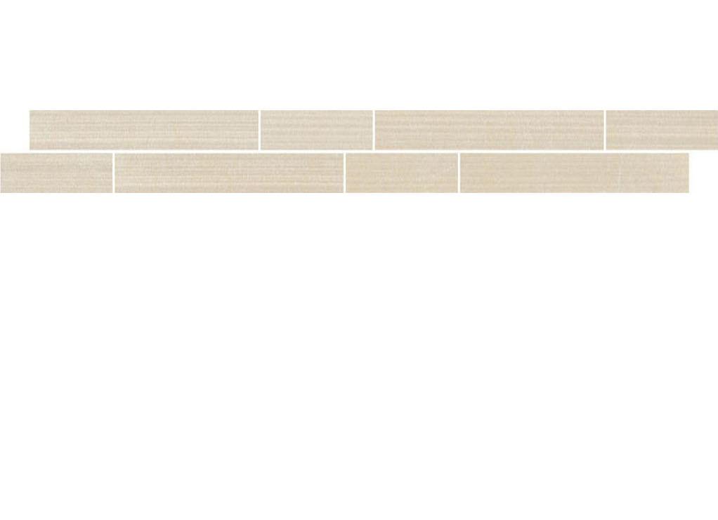 Villeroy Boch Timeline Bordure 2862 Ts15 Creme Matt 5x60 Cm