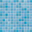 Jasba Lavita 3609H Mosaik kristalltürkis matt/glänzend 31x31 cm
