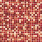 Jasba Lavita 3666H Mosaik abendrot-mix matt 31x31 cm
