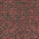 Jasba Highlands 6506H Mosaik karminrot-mix matt  30x30 cm