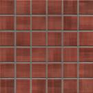 Jasba Highlands 6546H Mosaik karminrot matt 30x30 cm