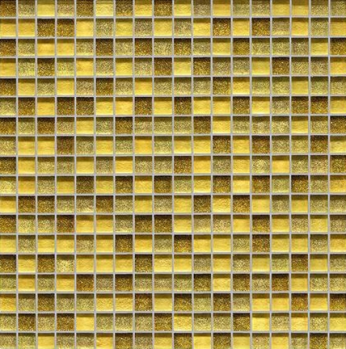Agrob Buchtal Tonic Glasmosaik 069875 gold-Mix 30x30 cm