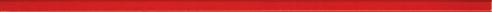 Villeroy & Boch BiancoNero Bordüre rot glänzend 1,5x60 cm