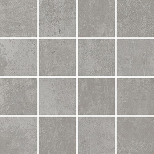 Villeroy & Boch Atlanta 7,5x7,5 Mosaik betongrau matt 30x30cm