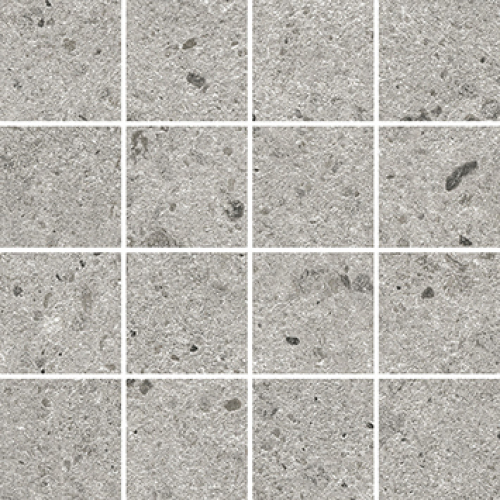 Villeroy & Boch Aberdeen 7,5x7,5 Mosaik opal grey matt 30x30 cm