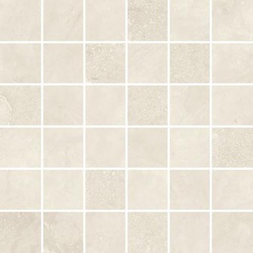 Villeroy & Boch Mineral Spring Mosaik 2706 MI00 nature white matt 30x30 cm
