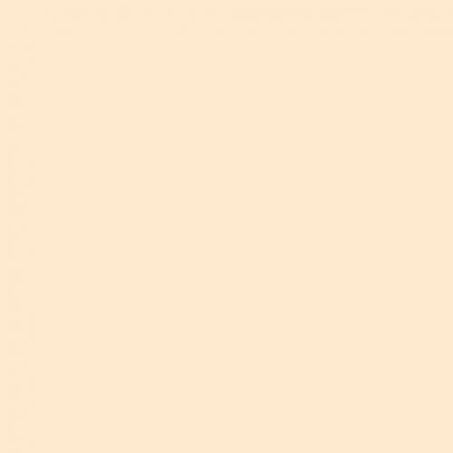 Villeroy & Boch Colorvision Wandfliese 1106 M105 light mellow orange matt 15x15 cm