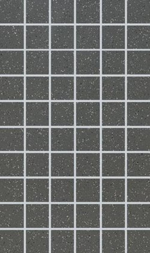 Villeroy & Boch Graniflloor Mosaik 2706 913D dunkelgrau matt 30x30 cm