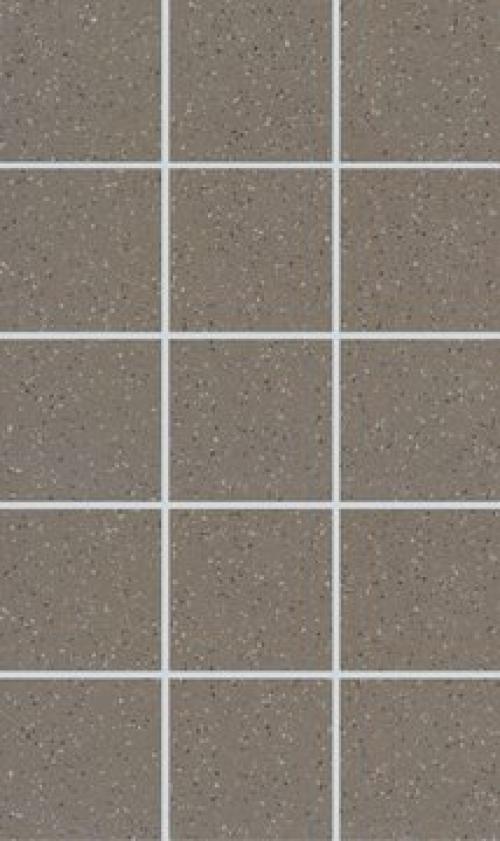 Villeroy & Boch Graniflloor Mosaik 2200 919D dunkelbraun matt 30x30 cm