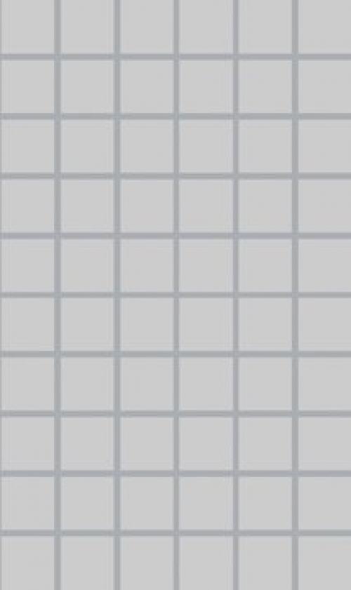 Villeroy & Boch Unit One Mosaik 3709 UT02 grau matt 30x30 cm