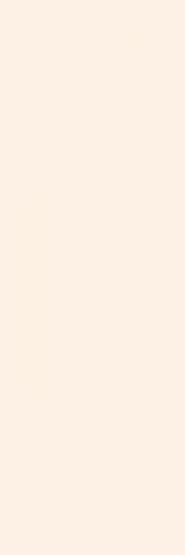 Villeroy & Boch Unit One Wandfliese 3350 UT03 creme matt 10x30 cm