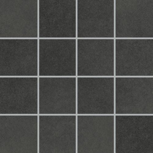 Villeroy & Boch X-Plane Mosaik schwarz matt 30x30 cm