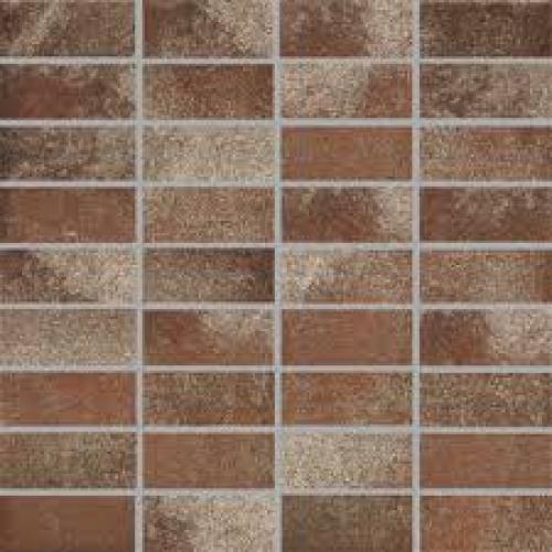 Villeroy & Boch Moonlight Mosaik 2411 MT10 coper red matt 30x30 cm