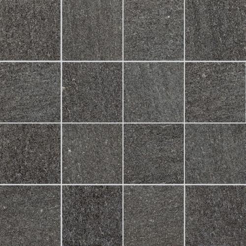 Villeroy & Boch Crossover Mosaik  anthrazit reliefiert 30x30 cm