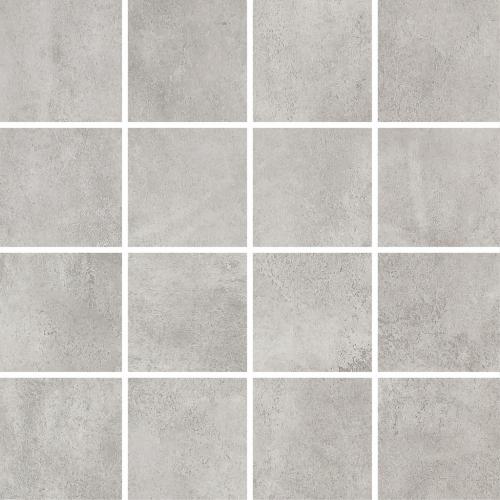 Villeroy & Boch Warehouse 7,5x7,5 Mosaik grau matt 30x30 cm