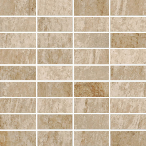 Villeroy & Boch My Earth Mosaik beige multicolor 30x30 cm