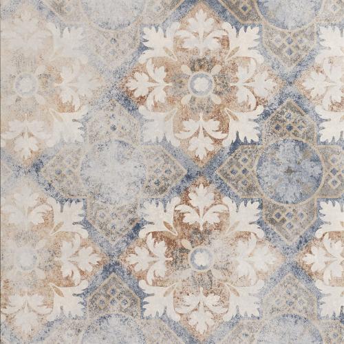 Villeroy & Boch Warehouse Dekor weiß multicolour matt 60x60 cm