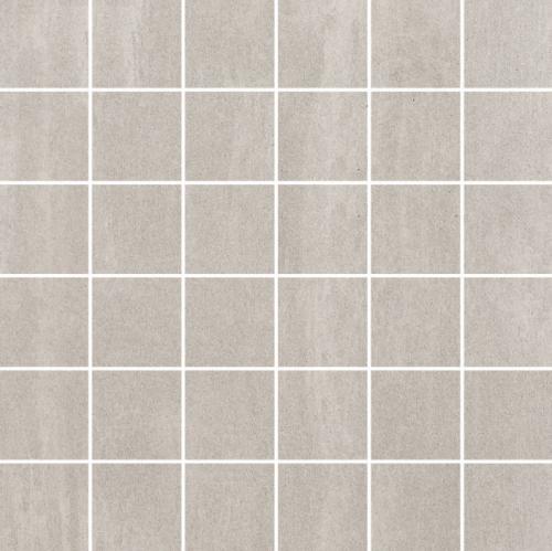Villeroy & Boch Unit Four 5x5 Mosaik hellgrau matt 30x30 cm