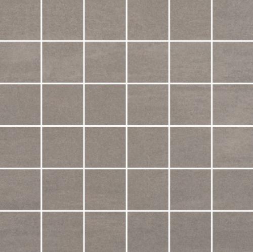 Villeroy & Boch Unit Four 5x5 Mosaik mittelgrau matt 30x30 cm