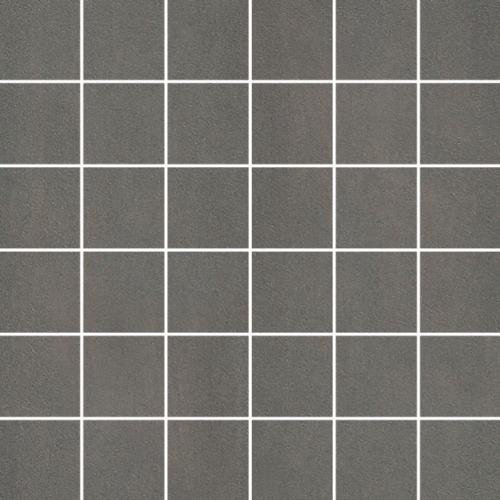 Villeroy & Boch Unit Four 5x5 Mosaik dunkelgrau matt 30x30 cm