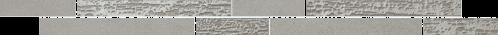 Villeroy & Boch Urban Line Bordüre grau matt 4x50 cm