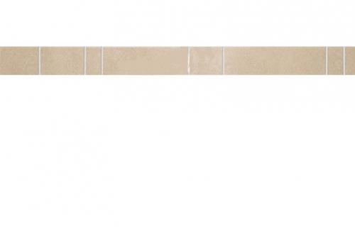 Agrob Buchtal como Bordüre sandbeige matt 4x60 cm