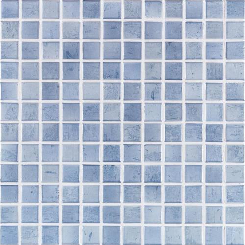 Jasba Paso 3103H Mosaik taubenblau matt 31x31 cm