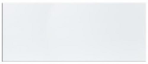 Steuler Pure White Y33290001 Wandfliese weiß matt 33x80 cm
