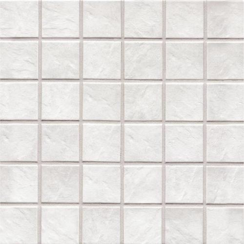 Jasba Village Secura 3500H Mosaik steinweiß matt 31x31 cm