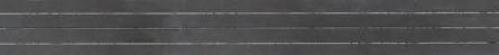 Agrob Buchtal Cedra Bordüre 392726 anthrazit eben 10x90 cm