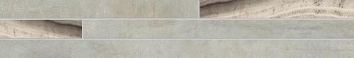 Agrob Buchtal Remix Bordüre Onyx 392908 grau matt 15x90 cm