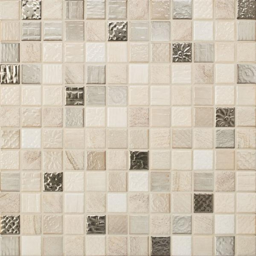 Jasba Traces 40121 Mosaik sand-mix matt 30x30 cm