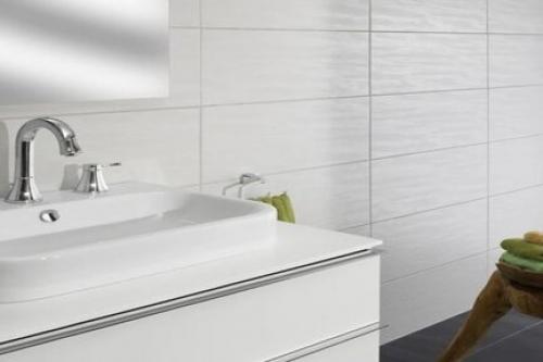 Wandfliese Villeroy & Boch White & Cream weiß 30x60 glänzend 1572 SW02