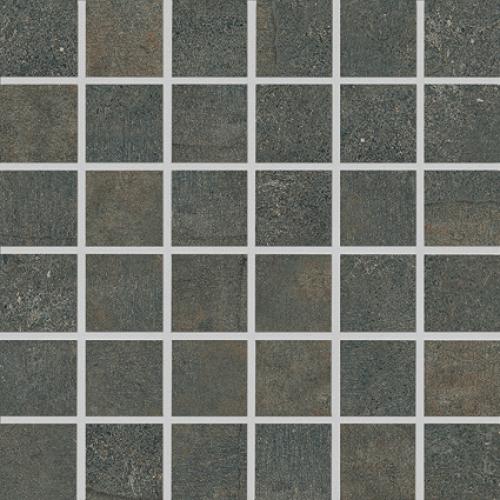 Agrob Buchtal Remix Mosaik 434595 anthrazit matt 5x5 cm