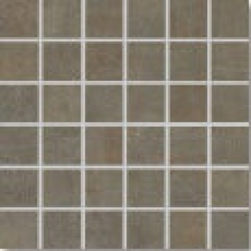 Agrob Buchtal Remix Mosaik 434598 braun matt 5x5 cm
