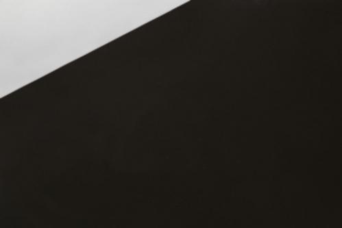 Wandfliesen Sonderposten Biselado schwarz glänzend 30x60 cm kalibriert