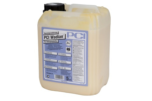 PCI Wadian Grundierung für Holzspanplatten 5 Liter