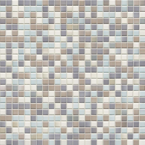 Jasba Highlands Mosaik wolkenweiß-mix matt 32x32 cm