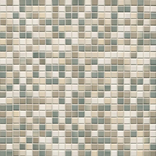 Jasba Highlands Mosaik naturbeige-mix matt 32x32 cm