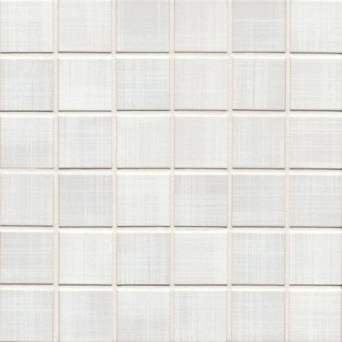 Jasba Highlands 6540H Mosaik wolkenweiß matt 30x30 cm